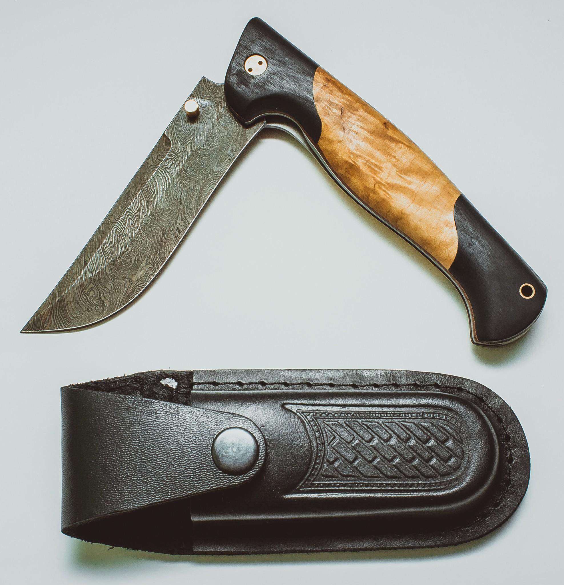 Складной нож Страж 2