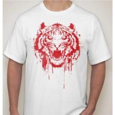 Футболка Красный тигр