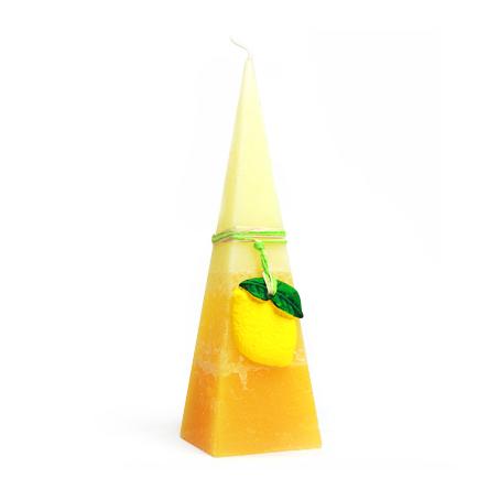 Свеча «Лимон»