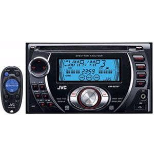 Pесивер KW-XG707EE CD/MP3