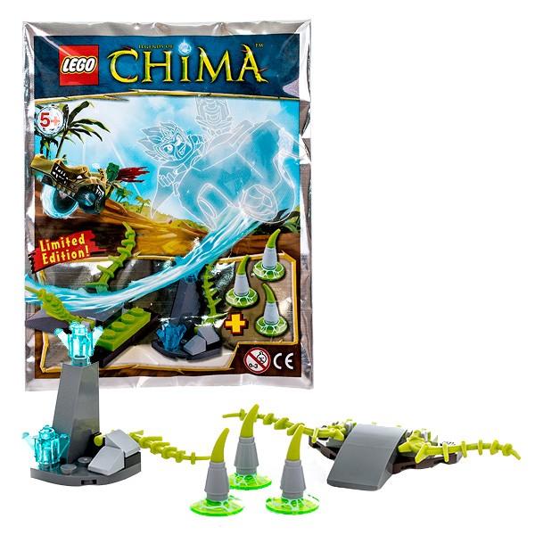 Конструктор Рампа для прыжков Lego Legends Of Chima