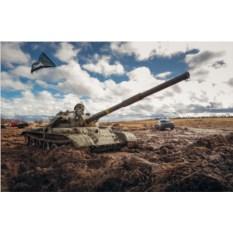 Миссия Бронетехника: танкисты (Т-62, стрельба)