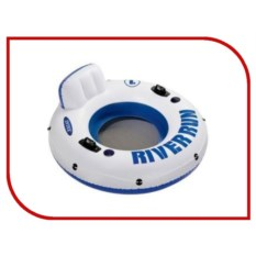 Надувной круг Intex River Run
