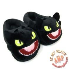 Тапочки-игрушки Дракон Беззубик
