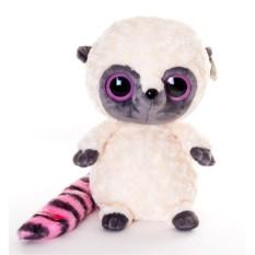 Мягкая игрушка Aurora Юху и его друзья. Юху розовый 42 см
