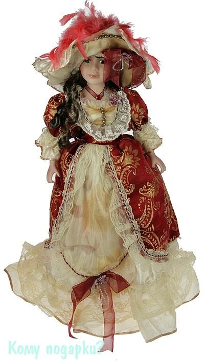 Декоративная кукла «Ольга»