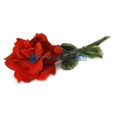 Декоративная роза, фарфоровая