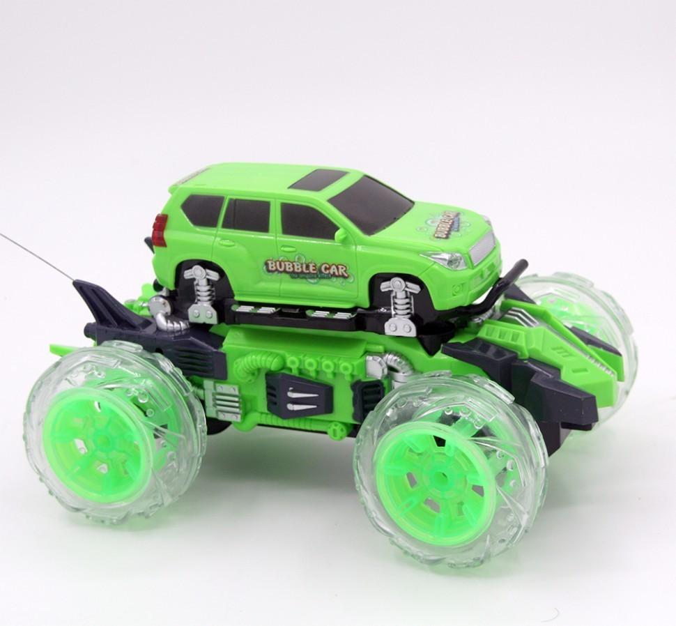 Радиоуправляемая машина-перевертыш Bubble Car