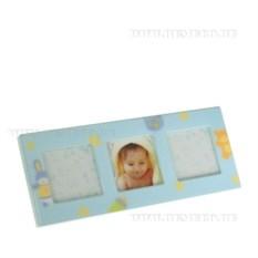 Детская фоторамка для 3-х фото