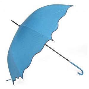 Зонт Лист лотоса (синий)