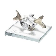 Хрустальная статуэтка Зодиак - Рыбы
