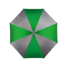 Зонт с разноцветными клиньями