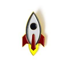 Брошь Rocket