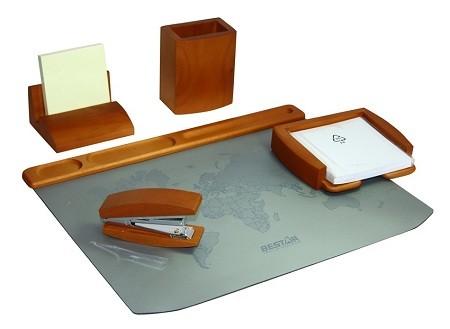Подарочный набор Murano Bestar, 5 предметов, светлая вишня