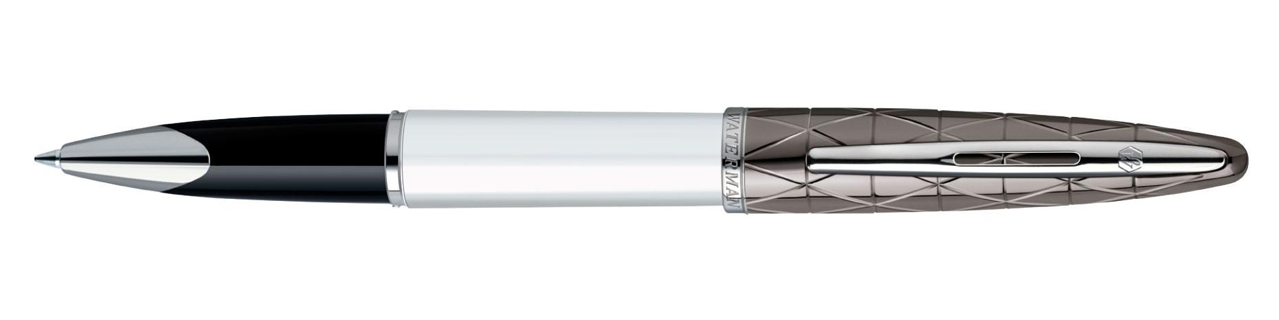 Ручка-роллер Waterman Carene Contemporary White ST