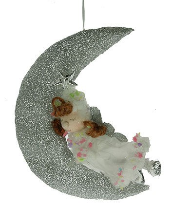 Новогодняя фигурка Лунная фея