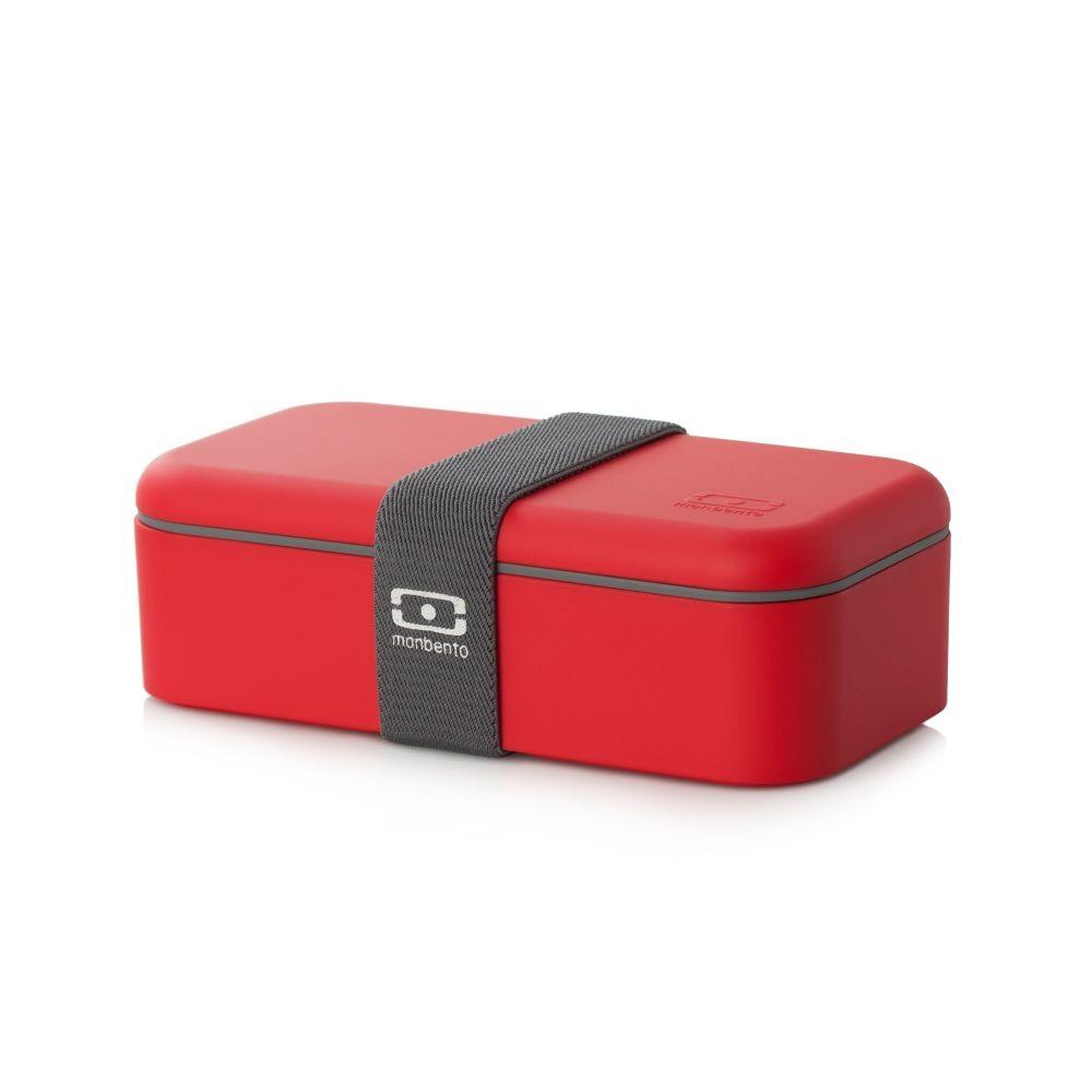 Ланч-бокс MB Single, красный