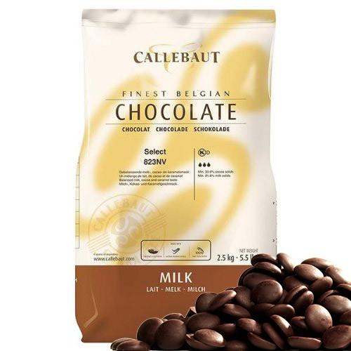 Шоколад для фонтанов Молочный в монетах