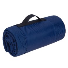 Плед для пикника Comfy (цвет: ярко-синий)