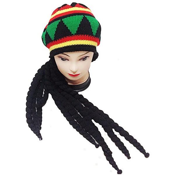 Парик карнавальный Боб Марли