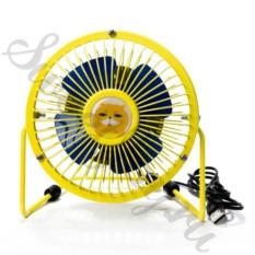 Настольный вентилятор USB Cat Family – Yellow