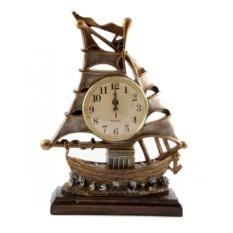Настольные часы-термометр Корабль