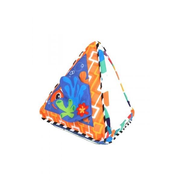 Развивающая игрушка «Интерактивная пирамида»