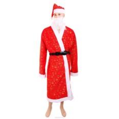 Новогодний костюм Sima-land Дед Мороз