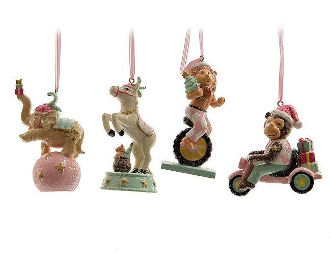 Ёлочная игрушка Чудесный циркач