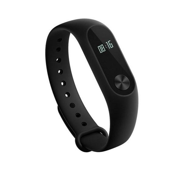 Умный браслет Xiaomi Mi Band 2 (цвет - черный)
