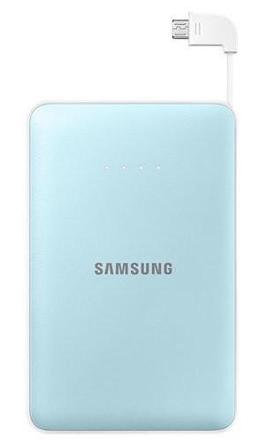 Внешний аккумулятор Samsung 11300 mAh EB-PN915B Light Blue