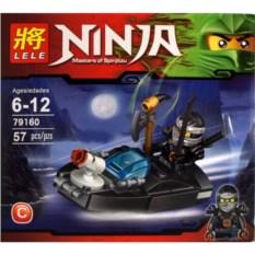 Конструктор Lele Ninja Лодка