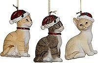 Елочное украшение Новогодний кот