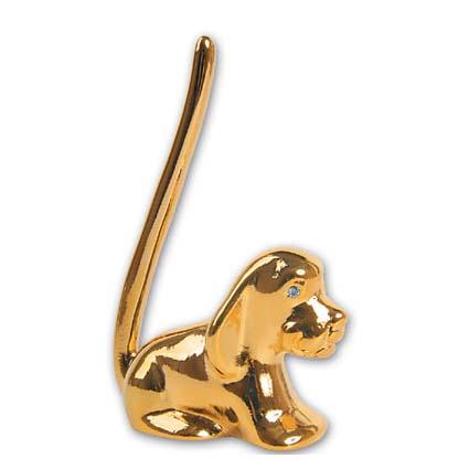 Кольцедержатель «Собака»