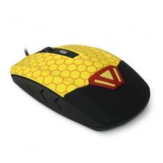 Компьютерная мышь сепергероя с виброприводом