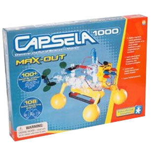 Конструктор capsela 1000