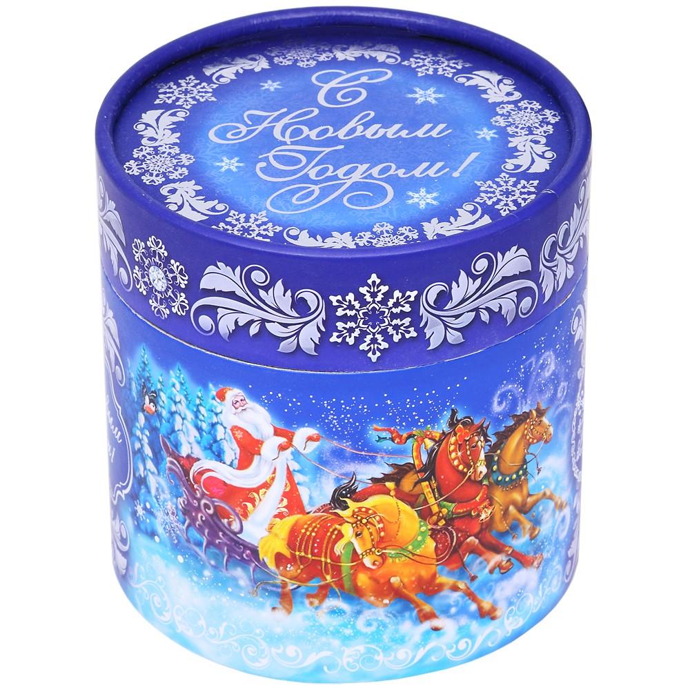 Подарочная коробка-тубус «С Новым Годом!»