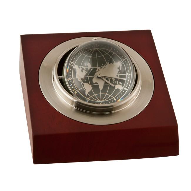 Настольные часы Геополитик