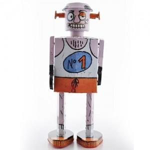 Большой робот Алкоголик