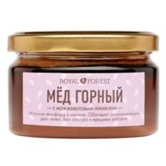 Горный мед с можжевеловым пекмезом (250 г)