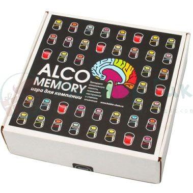 Игра для компании Alco Memory