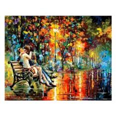 Картина по номерам Paintboy «Вечер страсти»