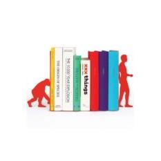 Красный ограничитель для книг Evolution