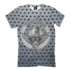 Мужская футболка American Тradition Сlub