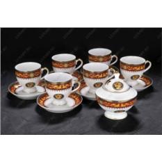 Фарфоровый чайный набор Dionisio