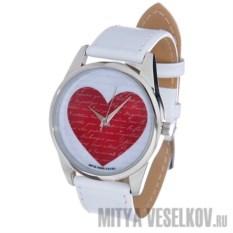 Часы Mitya Veselkov Сердце