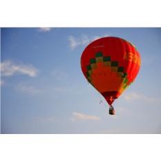 Полет на воздушном шаре в Пушкине