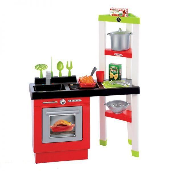 Кухня Pro Cook (15 предметов), Smoby
