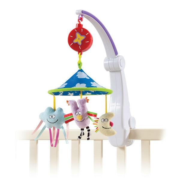 Музыкальный мобил для путешествий Taf Toys