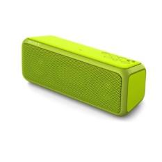 Портативная влагозащитная колонка Sony SRS-XB3 Lime